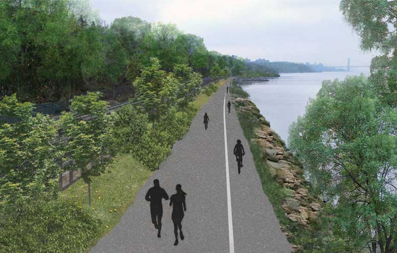 Waterfront-North-Riverdale-Rendering
